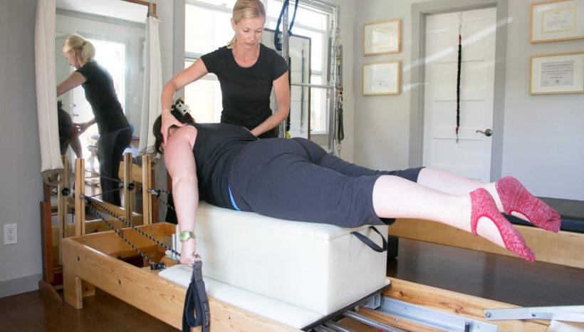 Eva Wennes Exercise Instruction 4